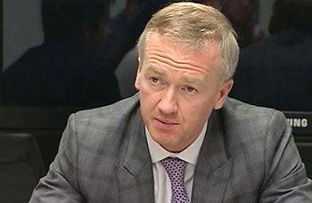 Глава компании Уралкалий Владислав Баумгертнер