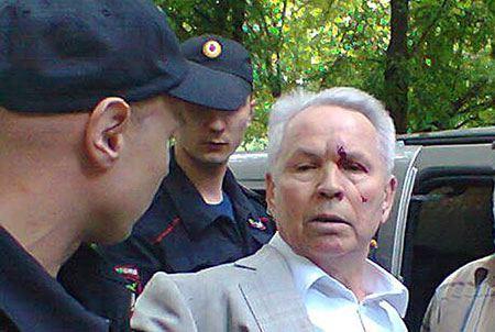 Профессор Куликов, а также полицейские Кущев и Кулешов