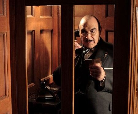 David Suchet became famous for the role of Hercule Poirot - the character of Agatha Christie