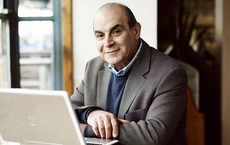 David Suchet and his wife, Sheila Ferris, rarely appear together in public.