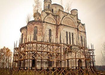В Вологодской области восстановят храм