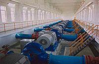 Муниципальное водоснабжение, питьевая и техническая вода.  Пожарные насосы согласно нормам NFPA.  Городское хозяйство.
