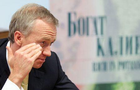 Фото: гендиректор компании Уралкалий Владислав Баумгертнер
