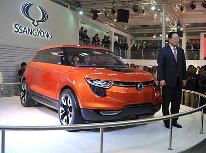 Корейцы достойно выступают на автосалонах