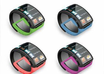На выставке IFA Samsung представил часы Galaxy Gear