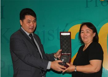 В Актау подвели итоги конкурса «Самый лучший товар Казахстана»