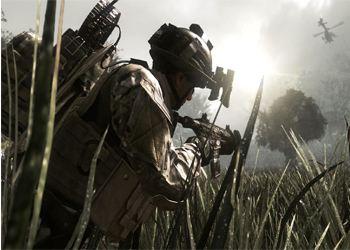 Новая версия Call of Duty вышла на iOS-устройствах