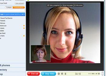 Обновленная версия Skype заменит программу Messenger