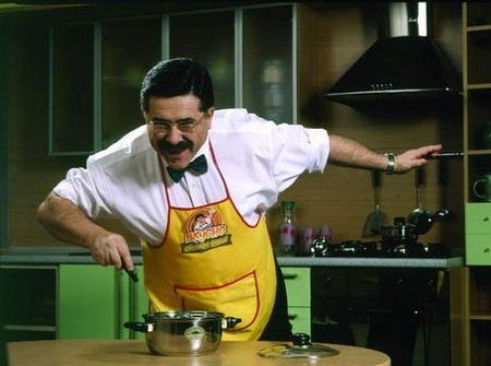 Recipes from Boris Burda are popular not only in Ukraine