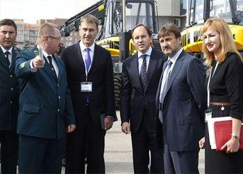 В рамках форума открылась специализированная выставка международного уровня «Технодрев Сибирь»