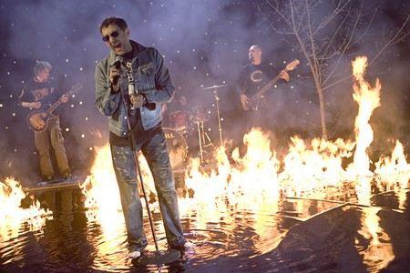 Григорий Лепс забыл слова песни на концерте в Ялте.