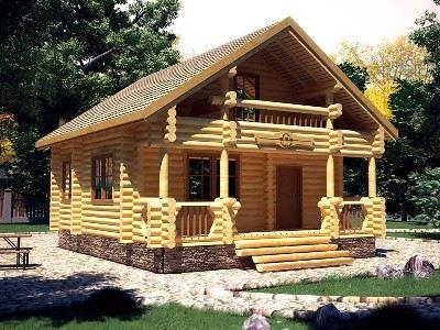 На портале предлагаются готовые дома