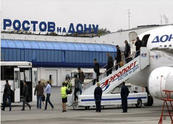 Businessman Ivan Savvidi sold a share of the airport in Rostov-on-Don to Cyprus offshore