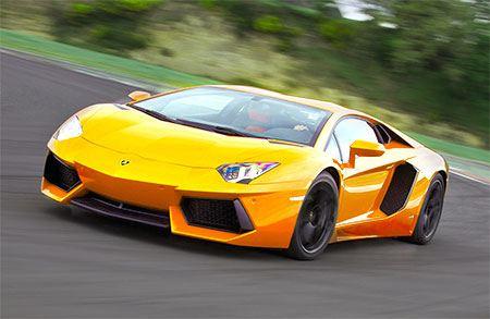 Самый дорогой авто в мире: Lamborghini Aventador