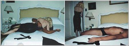 Мадонна рассказала о том, что была в постели с Бредом Питтом.