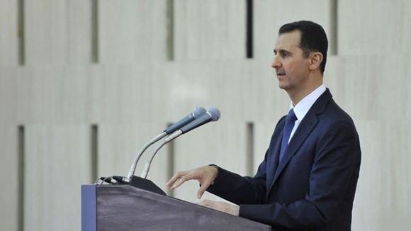 Сирия: последние новости о конфликте сообщил Башар Асад