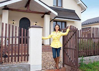 Ланская показала свой дом