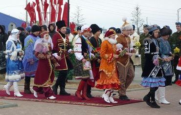 Жители Тазовского района ЯНАО