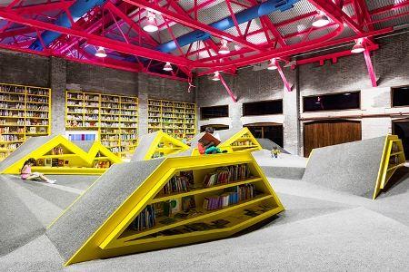 Новая мексиканская библиотека