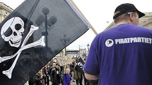 Пиратская партия Швеции
