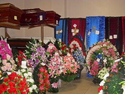 Цены похорон будут размещаться на сайтах городов