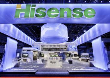 Hisense представила своей первый в мире уникальный кондиционер воздуха