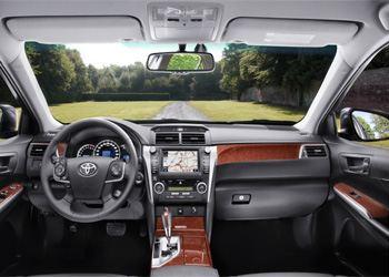 Обновленная Toyota Camry теперь доступна в России