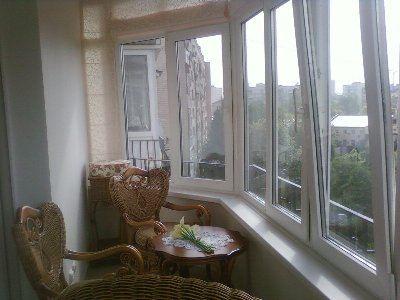 Балкон может стать жилой комнатой