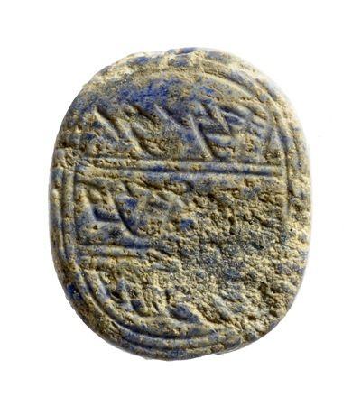 Печать обнаружили во время раскопок