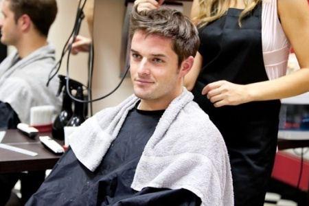 Купон можно приобрести и на поход в парикмахерскую