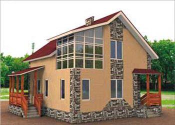 В Украине стало популярно строить каркасные канадские дома