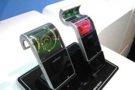 Смартфоны с изогнутым экраном