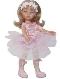 Кукла Карла балерина