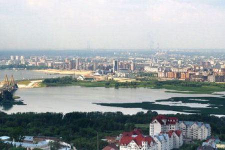 Город- спутник Смарт Сити Казань