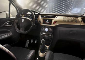 Citroen представил свой золотой DS3