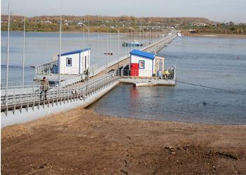 В Кузбассе завершено строительство моста через Томь