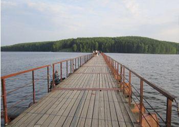 В Юрге уже ввели в строй мост через Томь