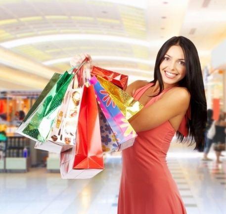 Волшебное слово - шопинг!