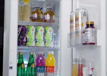 LG зарегистрировал холодильник собственного производства в Twitter