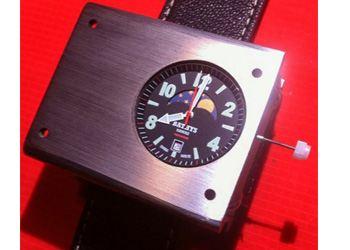 Стала известна цена на первые в мире атомные наручные часы