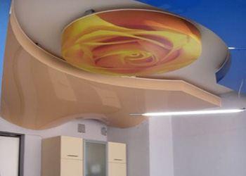 Важный фактор при выборе потолка - прочность