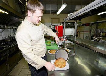 В «Крокус-Экспо» уже стартовала выставка специалистов индустрии питания PIRExpo