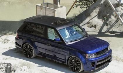 Range Rover Sport в новом имидже