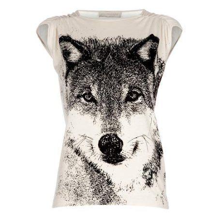 Писк моды - футболки с изображениями животных