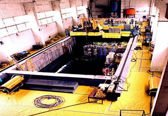 Реактор в Йонбене был законсервирован в 2007 году