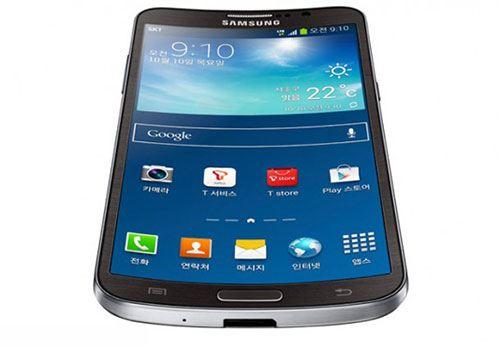 Фото: Samsung Galaxy Round