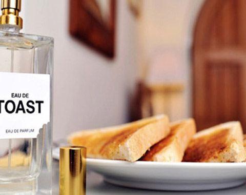 Eau de Toast - духи с ароматом свежевыпеченных тостов