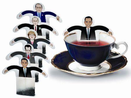 Чайные пакетики демократические