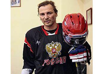 Сергей Федоров 11 октября этого года выйдет на лед