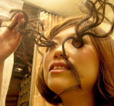 Девушка с необычно длинными сосцами фото 505-15